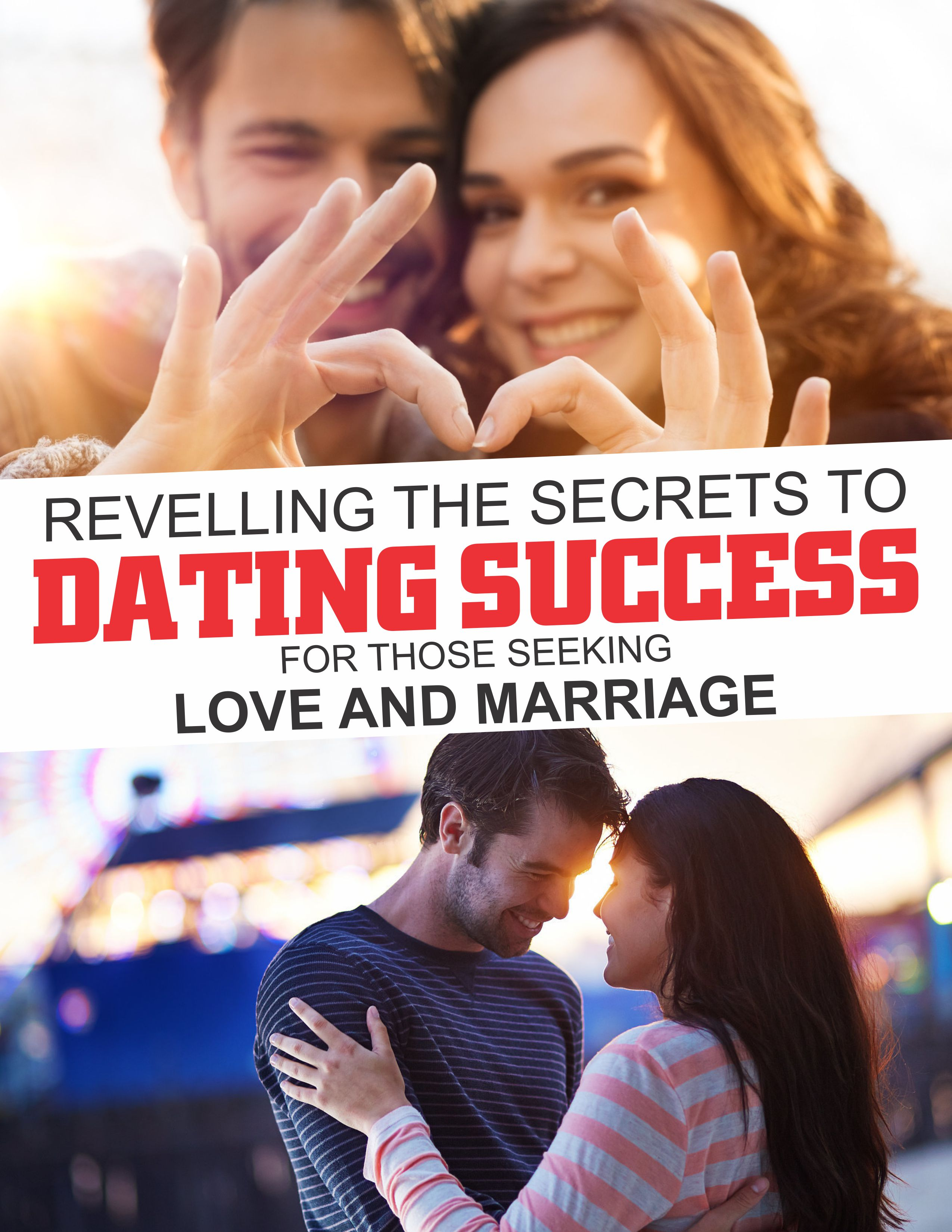 Secrets to online dating success